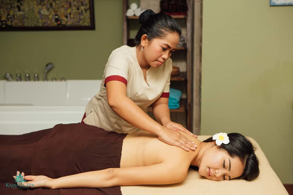 Aromatherapy Body Massage