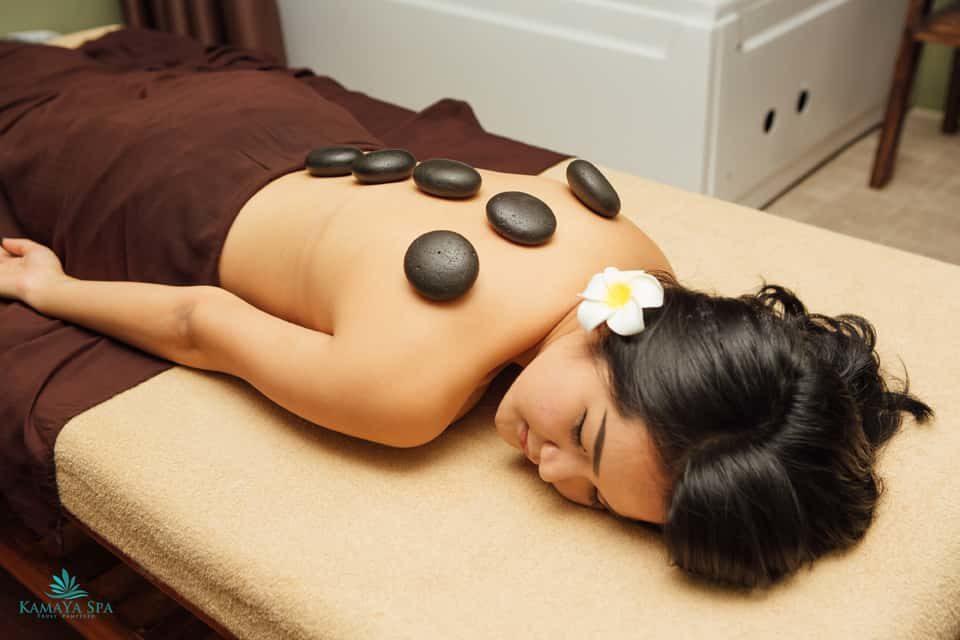 Hot Stone Healing