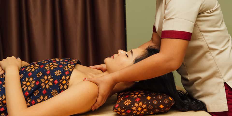Traditional Body Massage