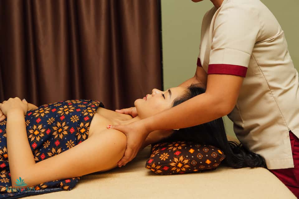 Traditional Body Massage