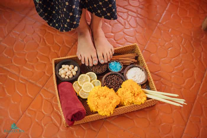 Kamaya Signature Foot Spa (120 minutes)